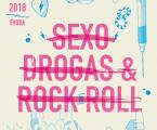 """Évora: Encontro """"Sexo, Drogas e Rock and Roll – Ontem Hoje e Sempre"""""""