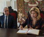 Évora recebe a Primeira-dama da República da Costa do Marfim