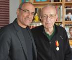 António Borges Coelho recebeu medalha de ouro da cidade de Évora