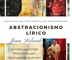 Jean Dolande expõe em Évora