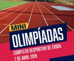 Évora: Mini Olimpíadas no Complexo Desportivo