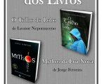 """Apresentação das obras """"O Trilho do Lobo"""", de Leonor Nepomuceno  e """"Mythos da Lua Nova"""", de Jorge Ferreira"""