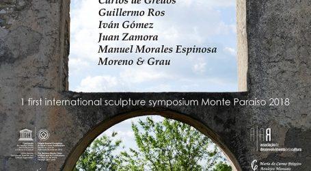 Elvas: 1º Simpósio Internacional de Escultura
