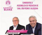 Apresentação da Lista de Candidatos do Partido Socialista à Assembleia de Freguesia de Caia, São Pedro e Alcáçova