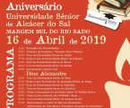 10 anos de Universidade Sénior de Alcácer do Sal