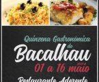 XI Quinzena Gastronómica do Bacalhau em Marvão
