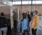 Presidente da Câmara visitou Centro de Vacinação COVID-19 do Torrão