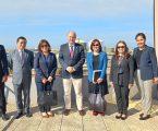 Porto de Sines recebe Embaixadas do Sudoeste Asiático