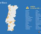O Concelho de Arraiolos inclui-se na listagem de concelhos em fase de ALERTA