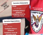CAMPO MAIOR: INSCRIÇÕES PARA BOMBEIRO VOLUNTÁRIO