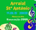 Elvas: Arraial de Santo António na ARKUS