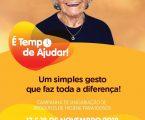 """Vila Viçosa 7ª Edição da Campanha Solidária """"É tempo de Ajudar"""""""