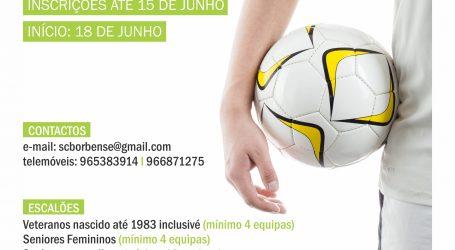 """CALENDÁRIO TOTAL DO 7-º TORNEIO DE FUTSAL """"CIDADE DE BORBA"""""""