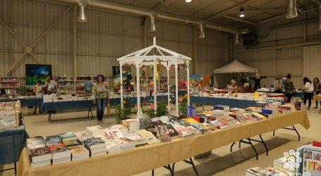 Apresentações de livros, música, desporto, gastronomia e turismo na Feira do Livro de Reguengos de Monsaraz