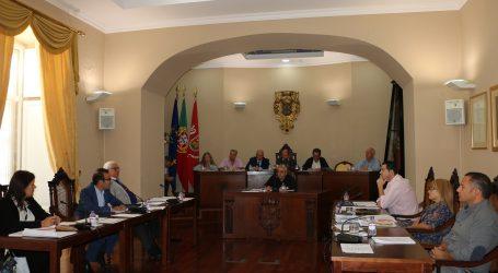 A Câmara Municipal de Elvas realiza uma reunião ordinária