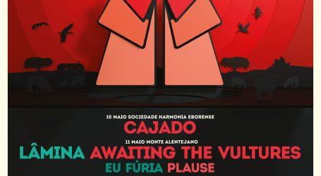 A terceira edição do Capote Fest chega a Évora