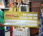 Bricomarché de Elvas entrega ração e Cheque Solidário aos Amigos da Bicharada
