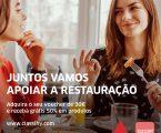 Delta Cafés e Classihy relançam iniciativa de apoio à restauração e alargam à hotelaria