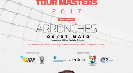 Arronches: Alentejo Tour Masters
