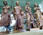 """António Charneca apresenta exposição de escultura """"Tradições"""" em Monsaraz"""