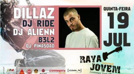 Campo Maior:  Arranca hoje a nona edição do Raya Jovem Summer Fest!