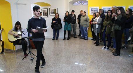 """Auditório da BMAS recebe exposição """"Poemas Ilustrados"""""""