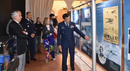 Èvora: Aviação Militar Portuguesa em exposição no Palácio de D. Manuel