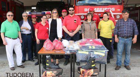 Portalegre: Bricomarché e Intermarché oferecem aos Bombeiros equipamento de combate a incêndios