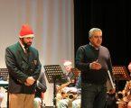 Elvas: Banda levou espírito natalício ao Cine-Teatro
