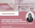 """Nova Exposição de Pintura para visitar na Sala de Exposições da Biblioteca em Grândola: """"Tons e Perspetivas da Minha Terra"""""""