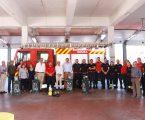 Entrega de equipamentos aos Bombeiros Voluntários de Moura