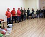 Bombeiros Mistos de Alcácer do Sal receberam oferta de equipamentos por parte do Grupo Mosqueteiros/Intermarché