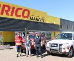 Bricomarche oferece equipamento de ar condicionado aos Bombeiros do Distrito de Portalegre