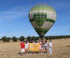 """Alunos do CEAN voaram no """"Balão dos Sonhos&quot"""