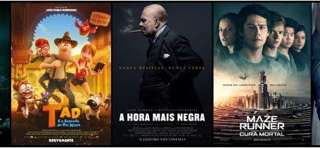 CINCO FILMES PARA VER EM ESTREMOZ NO MÊS DE FEVEREIRO