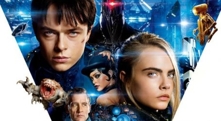 CINEMA NO TBR: VALERIAN E A CIDADE DO MIL PLANETAS (3D)