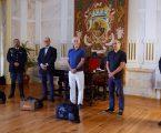 Câmara de Évora recebeu oferta de máquina de desinfeção a ozono para combate à Covid-19