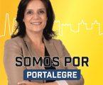 Câmara Municipal de Portalegre: Adelaide Teixeira apresenta recandidatura