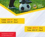 AFP | Inscrições Abertas para os Cursos de Treinadores de Futebol e de Futsal