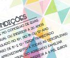 Elvas: Candidaturas a Bolsas de Estudo do Ensino Secundário