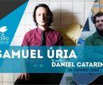 Capote Música apresenta : Samuel Úria e Daniel Catarino