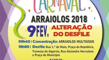 Carnaval 2018 Arraiolos