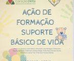 Centro Educativo Alice Nabeiro: Ação de Formação Suporte Básico de Vida para Crianças e Colaboradores