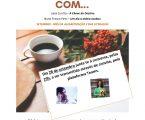 Campo Maior: Café Literário no Centro Internacional de Pós-Graduação Comendador Rui Nabeiro