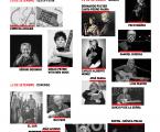 Grândola: Encontro da Canção de Protesto apresenta 6 Espetáculos Musicais Inéditos