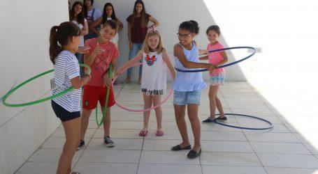 Elvas: Centena e meia de crianças participa nas Férias Ativas