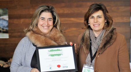 O Centro Educativo Alice Nabeiro foi galardoado com o diploma de excelência do programa Eco-escolas