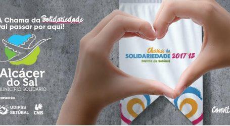 """Alcácer do Sal recebe amanhã a """"Chama da Solidariedade"""""""