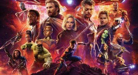 Cinema – Centro Cultural de Redondo Vingadores: Guerra do Infinito