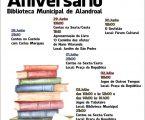 Comemorações do 25º aniversário da Biblioteca Municipal de Alandroal